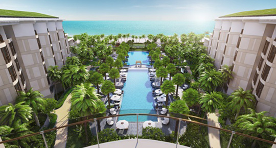 Phu Quoc: Where giant developers boost realty market