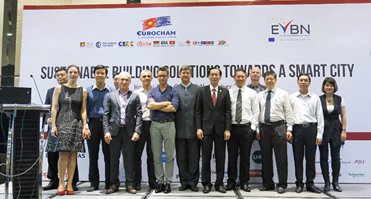 EuroCham organised Conference providing Sustainable Building Solutions towards a Smart City