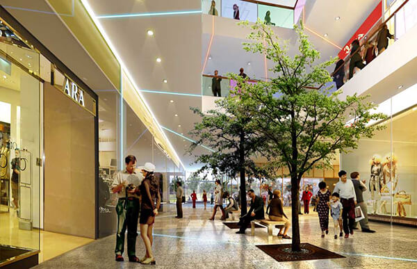 WTC Retail Mall Danang