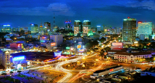 Ha Noi, HCM City world's most dynamic cities