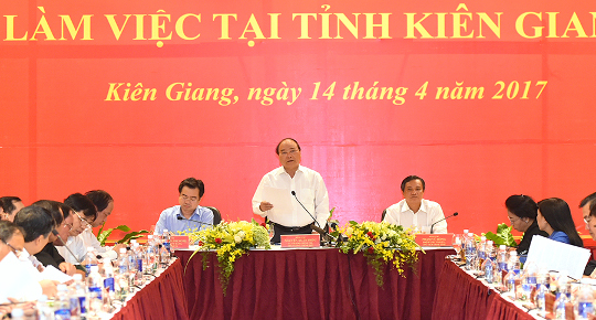 Make Phú Quốc a growth engine, PM urges Kiên Giang