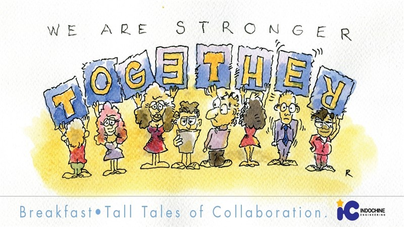 Tall Tales of Collaboration