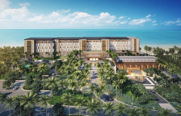 LE MERIDIEN CAM RANH BAY RESORT & SPA