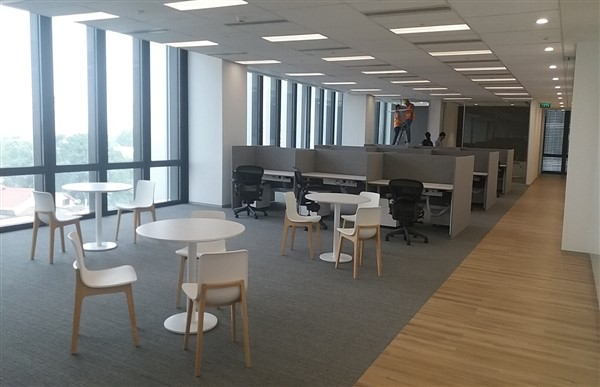 APPLE HCMC OFFICE LEED