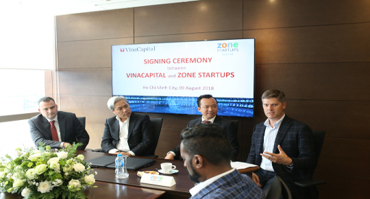 VinaCapital launches fund to foster regional tech startups