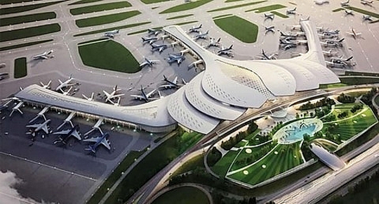 Long Thanh one of the most exciting airports projects: CNN