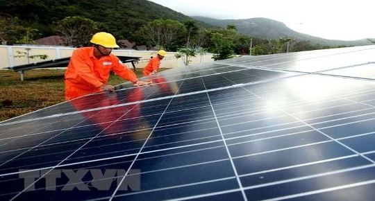 Binh Phuoc set to become country's largest solar energy producer