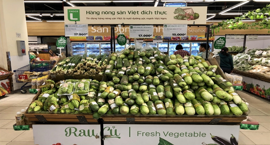 HCM City's biggest supermarket chains go green