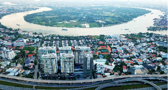 Lotte's Eco-Smart City and Keppel Land's Saigon Sports City pushed on