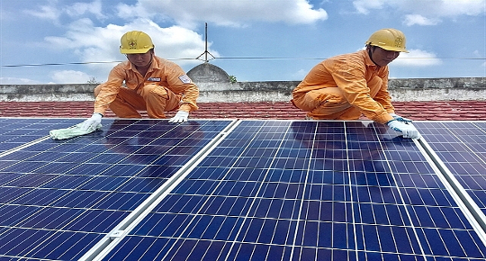 Sai Gon Power to buy electricity from households with rooftop solar panels