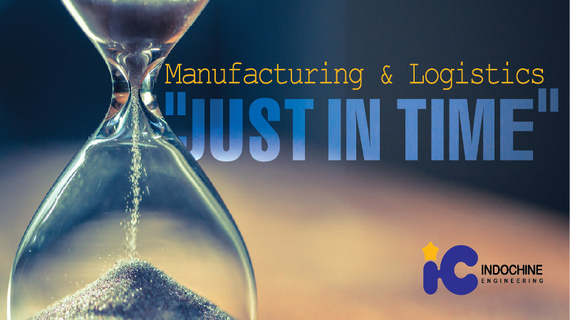 "Manufacturing and Logistics ""Just-In-Time"""