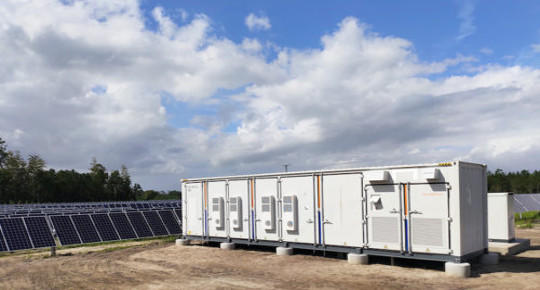 The future of energy is solar + storage