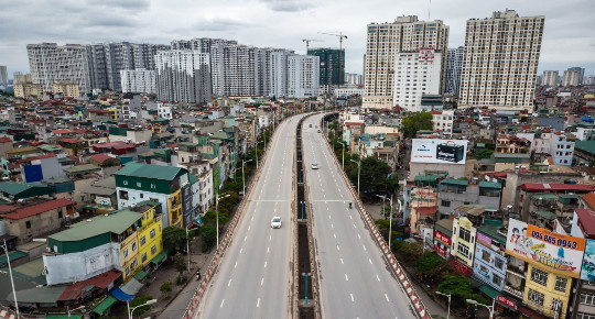 Vietnam speeds up big projects to heal economy from pandemic