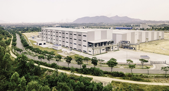 Converting Danang from an industrial to logistics centre