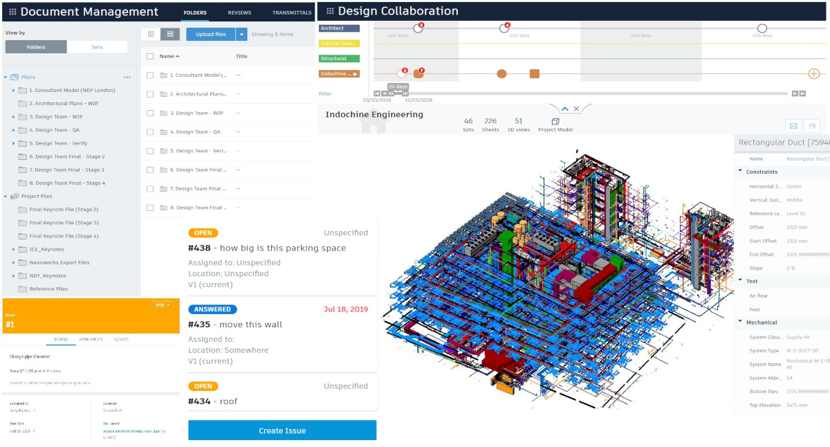 Delivering high quality assets in Vietnam with BIM360 Design