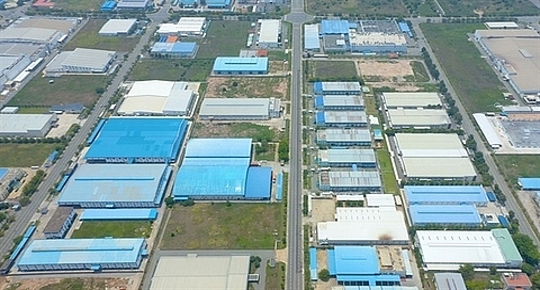 Binh Duong industrial parks prepare for growing FDI flows