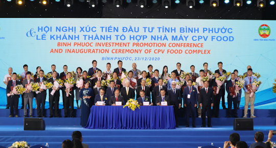 $2 billion investment pouring into Binh Phuoc province